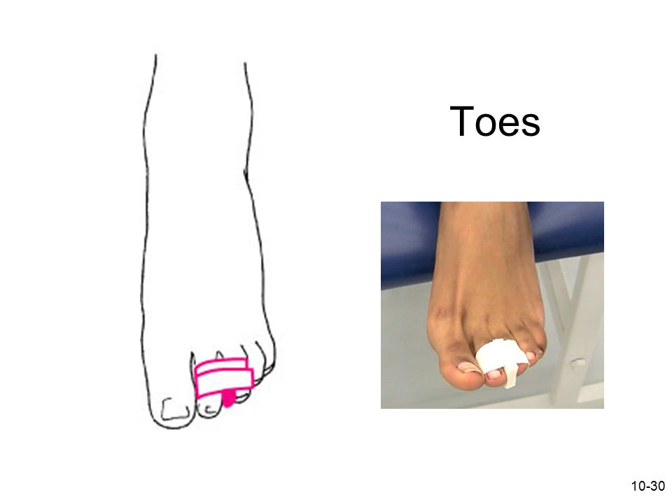 10-30 Toes