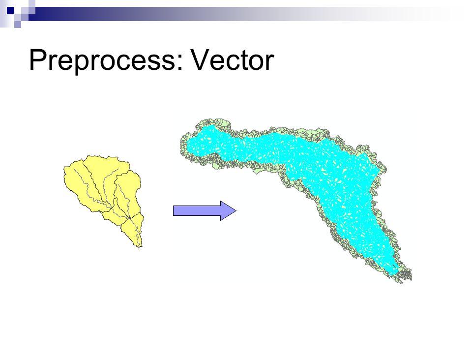 Preprocess: Vector