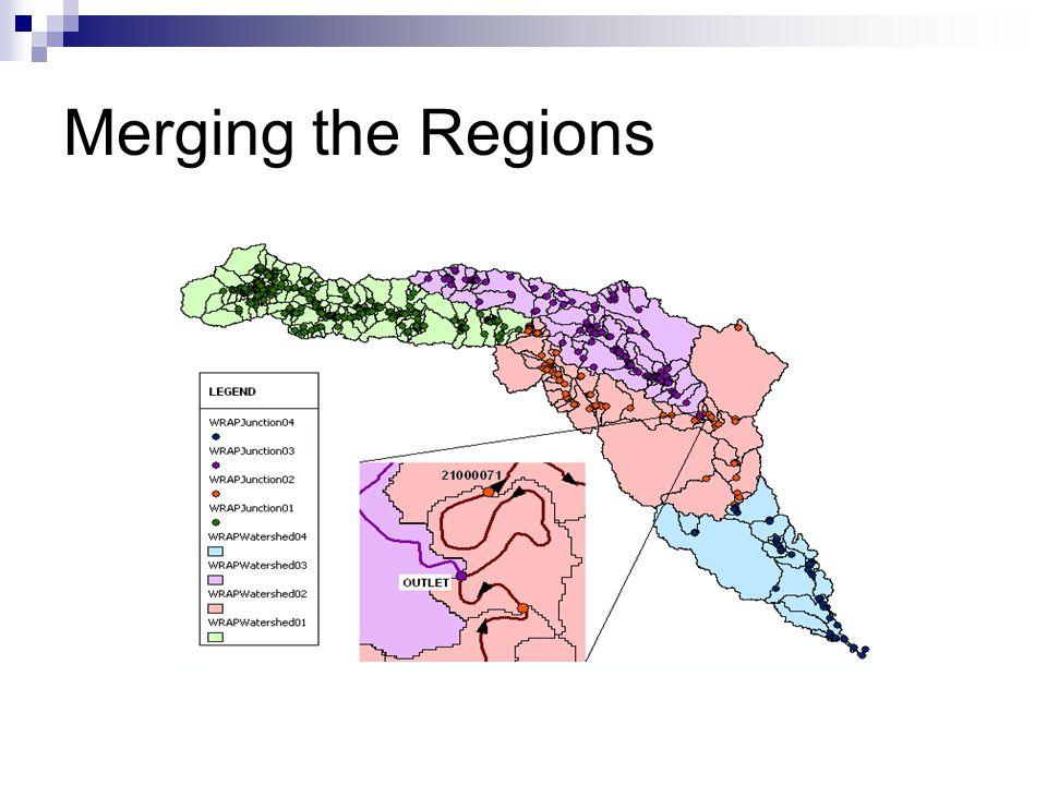 Merging the Regions