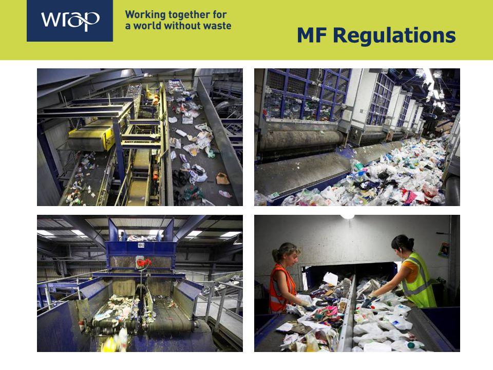 MF Regulations