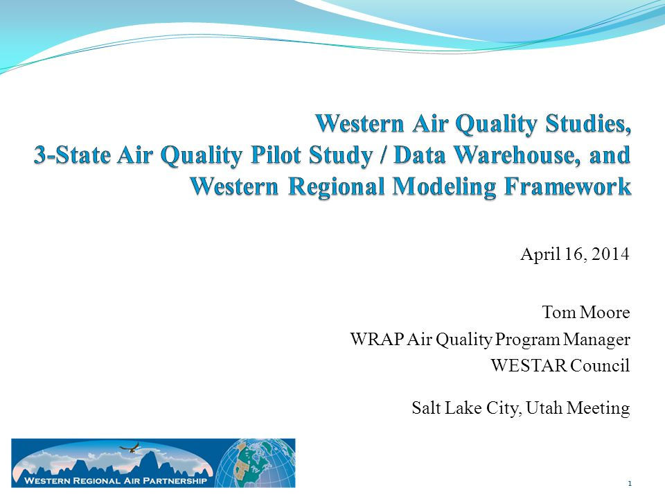 Completed DEASCO 3 project - purpose & goals Assess fire's impact on elevated ozone episodes with retrospective studies Studies of fire and ozone in 2002 through 2008 Tools and data at: http://deasco3.wraptools.org /http://deasco3.wraptools.org / Outcomes Support future collaborative FLM-state ozone air quality planning Developed lessons learned , basic analysis rules for fire-ozone episodes, and online tools for FLM-state air quality planning Through WRAP FETS, prepared and implemented planning-grade fire emissions inventories in FETS suitable for SIP work by states & FLMs Published data and analysis results in transparent and reproducible formats Collaboration involved EPA western RO and FLM staff, leverages WestJumpAQMS Products for FLMs and states to use in SIP process and Exceptional Events demonstrations 32