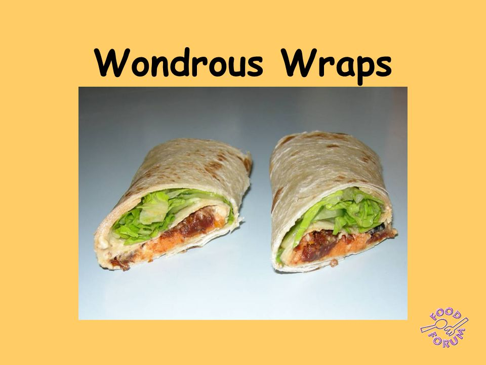 Wondrous Wraps