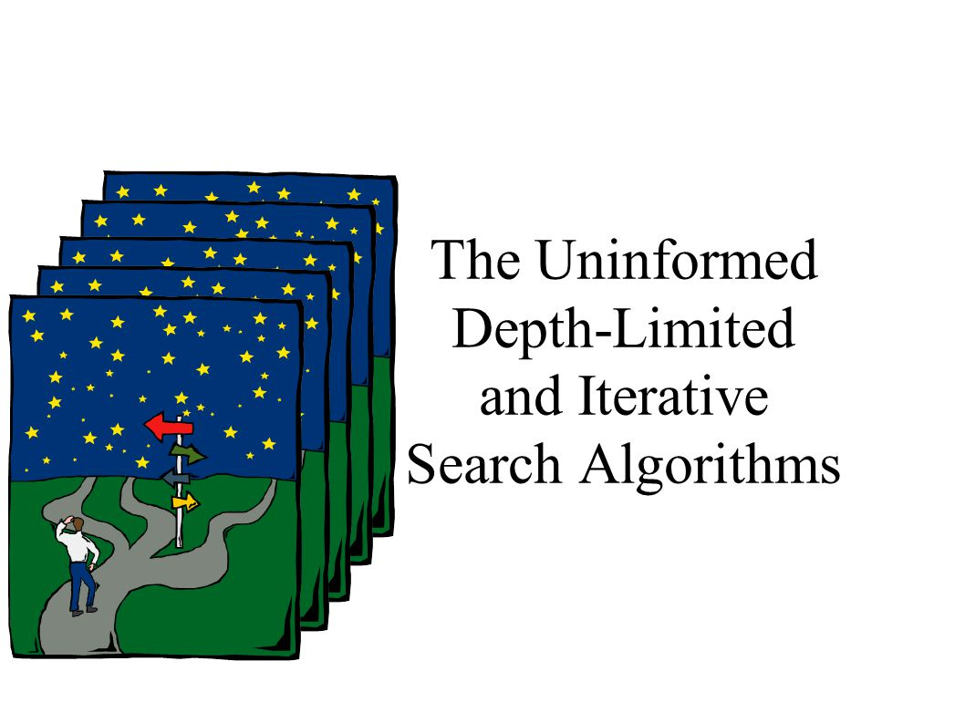 The Uninformed Depth-Limited and Iterative Search Algorithms