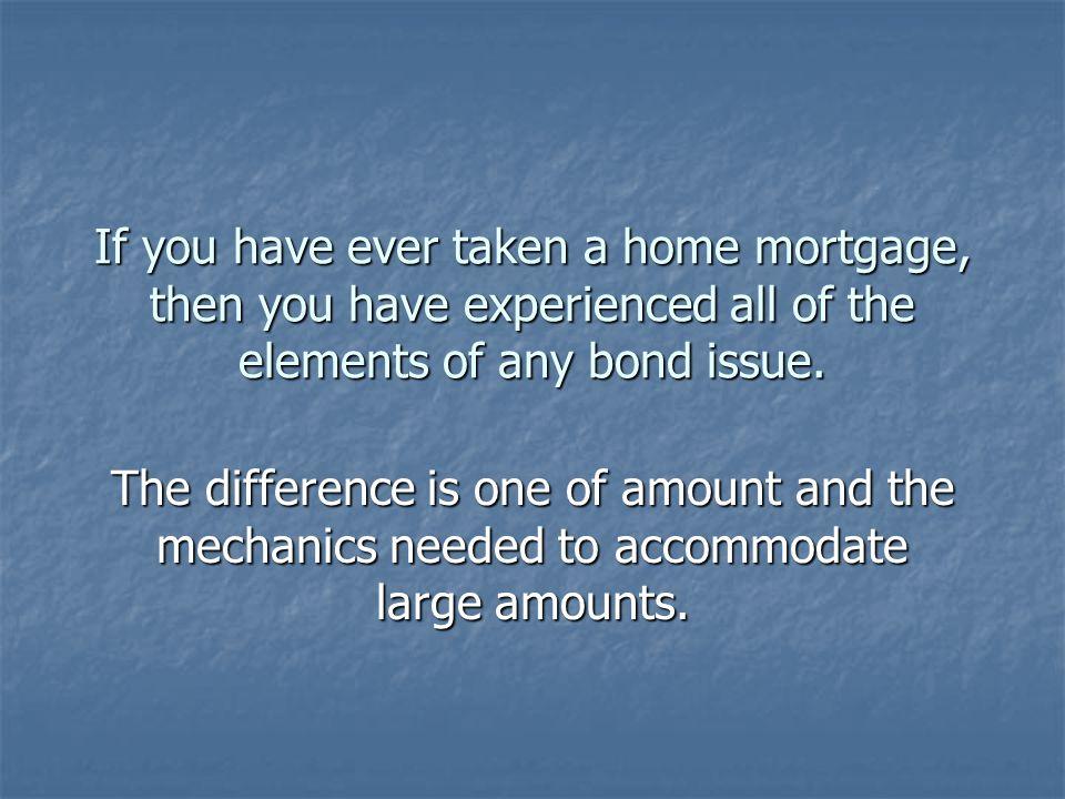 Level Annual Debt Service