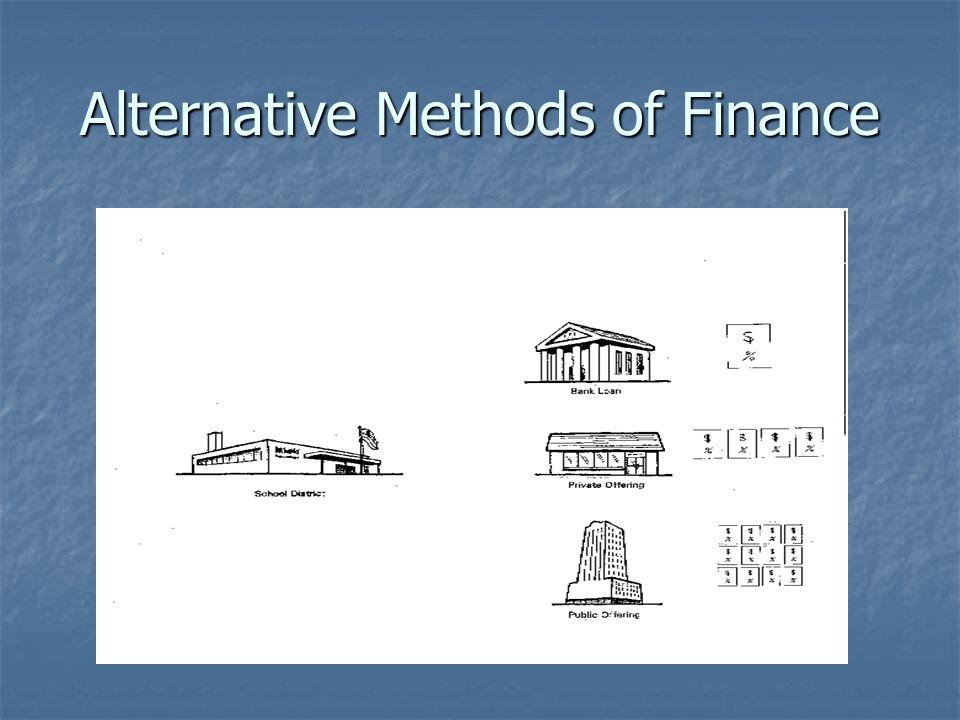 Designing Your Bond Issue School District vs.Bond Investor School District vs.
