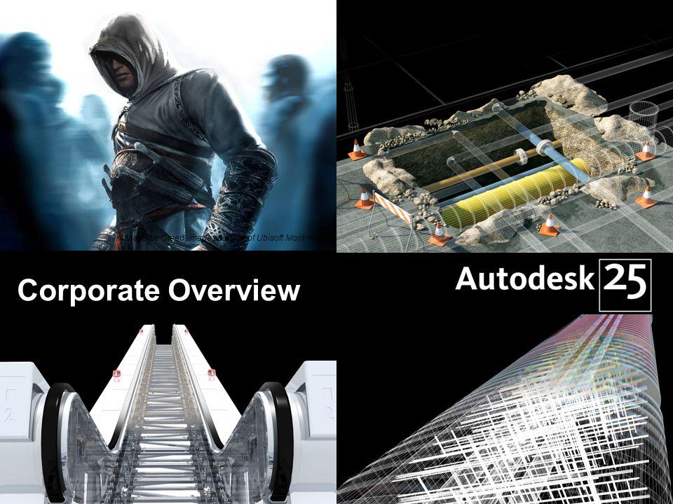 Autodesk © 2007 0 200 400 1/31/041/31/051/31/061/31/07 AutoCAD Active Subscription Penetration Huge opportunity remains 0 20 40 60 80 100 % (Units 000)