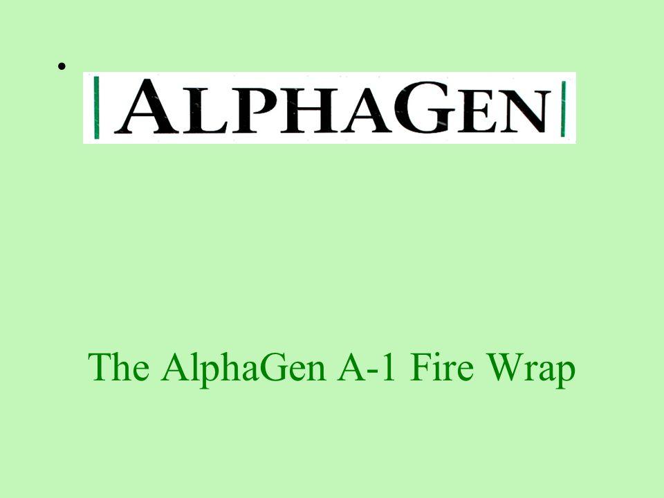 AlphaGen Materials Technology Inc.500 E. 6 th Street Vinton IA.
