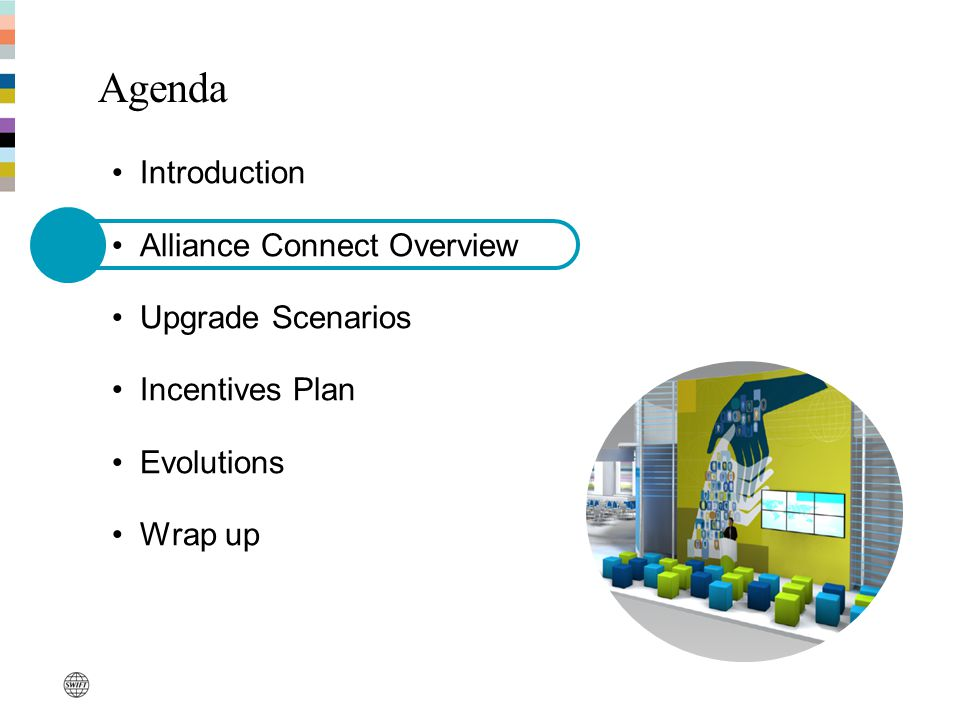 Alliance Connect Overview Replaces Dial-up Replaces Dual-I, Single-P Replaces Dual-P