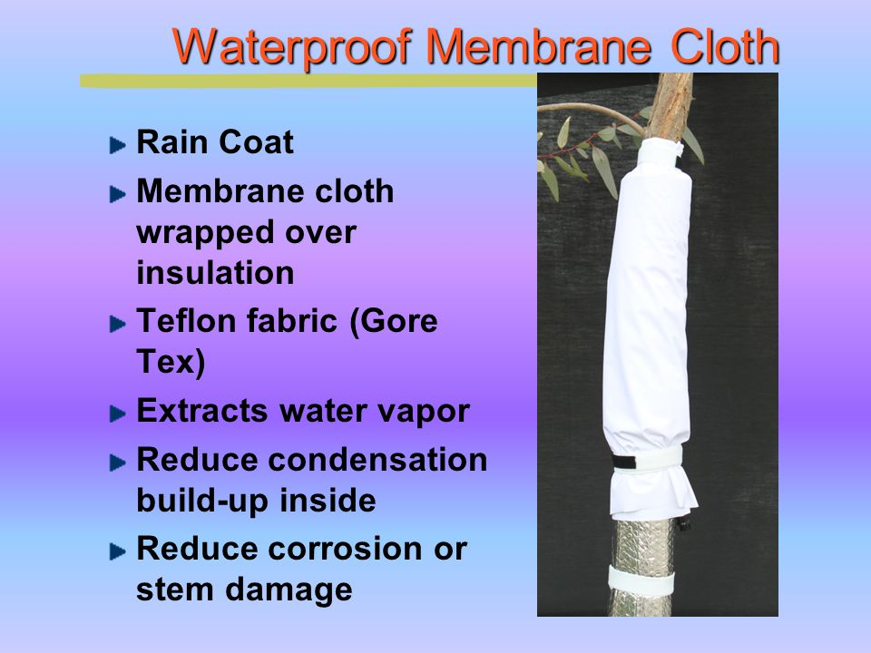Wrap & Protection Specifications