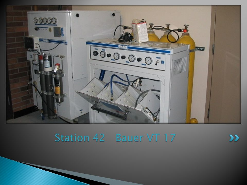 Station 42 Bauer VT 17