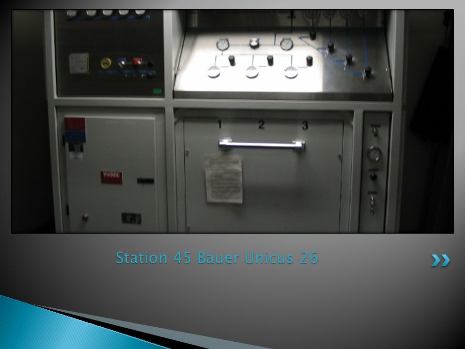 Station 45 Bauer Unicus 26