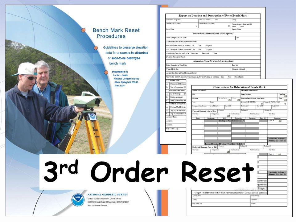 3 rd Order Reset