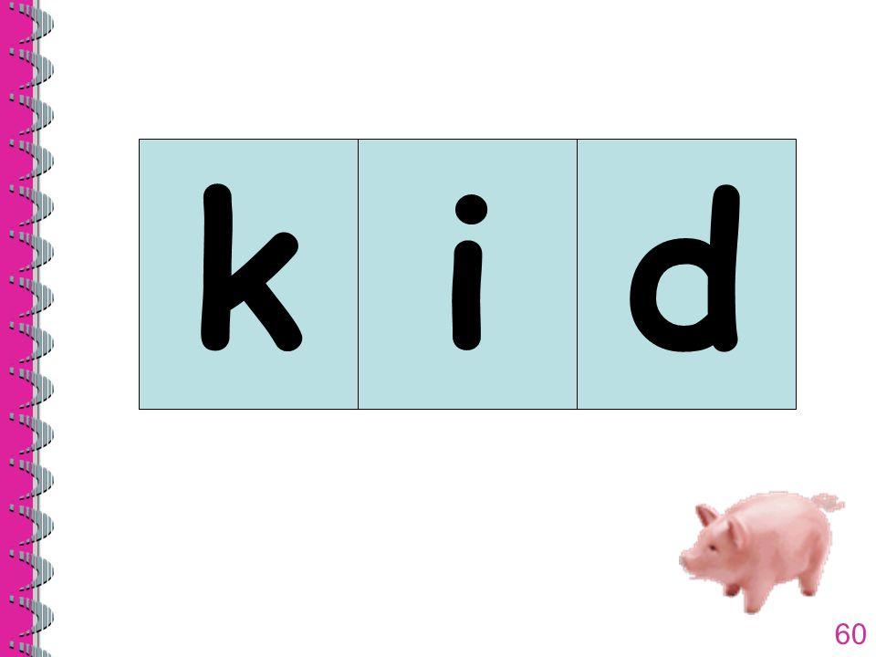 60 kid