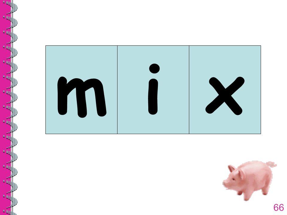 66 mix
