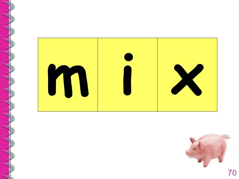 70 mix