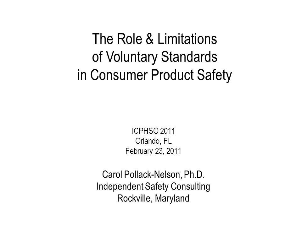 ICPHSO 2011 Orlando, FL February 23, 2011 Carol Pollack-Nelson, Ph.D.