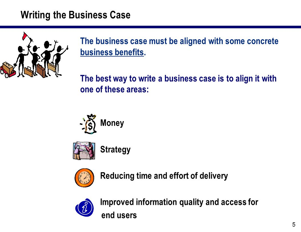 6 Summary of Business Benefits of BW (1 of 3)