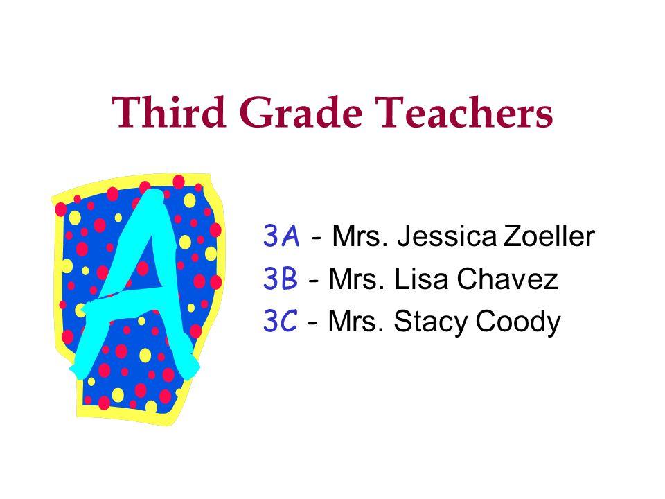 Second Grade Teachers 2B – Mrs. Karen McConnell 2C – Mrs. Karen Hoban