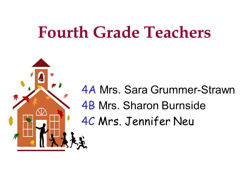 Third Grade Teachers 3A - Mrs. Jessica Zoeller 3B - Mrs. Lisa Chavez 3C - Mrs. Stacy Coody