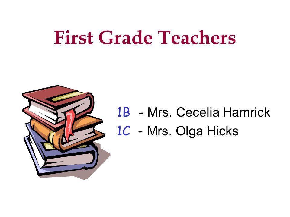 Kindergarten Teachers KB - Mrs. Kelly Smith KC - Mrs. Joan Travis