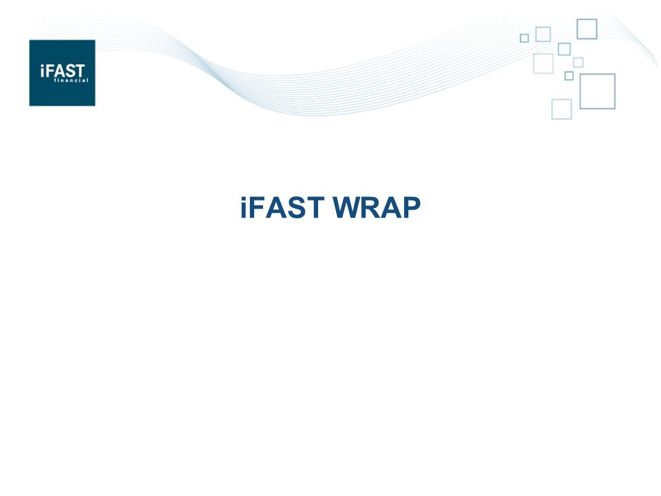 iFAST WRAP