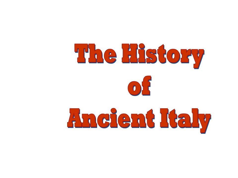 Italy in 750 BCE First Romans were members of the Latins (group of people who invaded Italy before 1000 BCE) Romans were heavily influenced by the Etruscans and the Greeks
