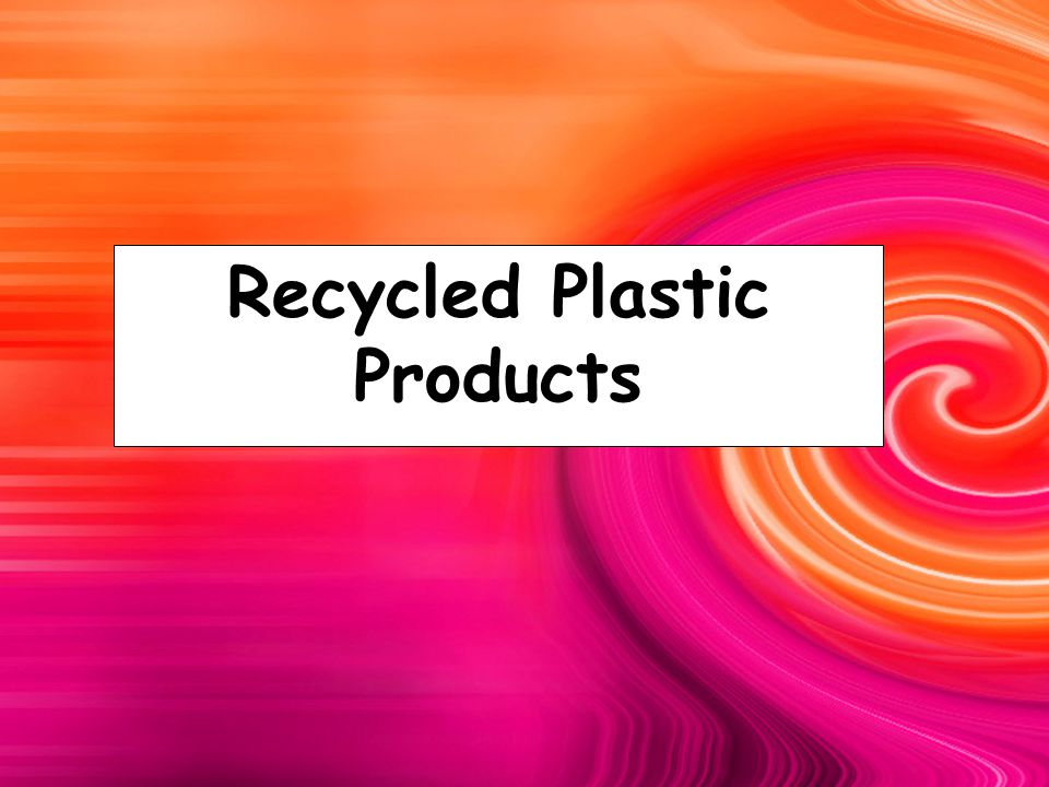 Uses for Recycled PET Deli and bakery trays Carpets Clothing Textiles.