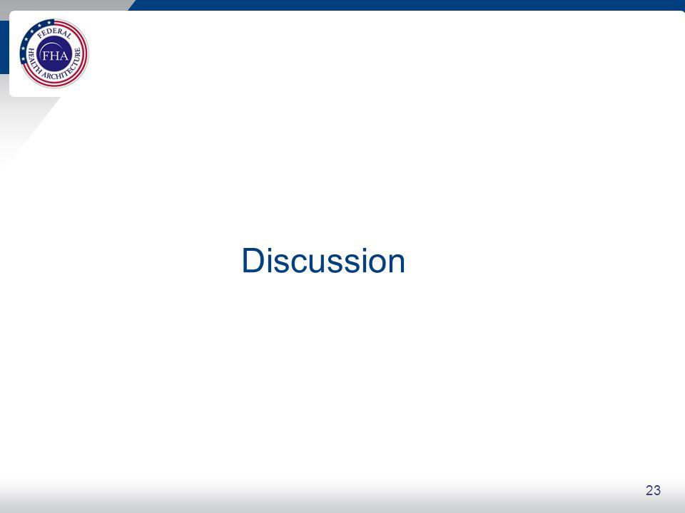 Discussion 23
