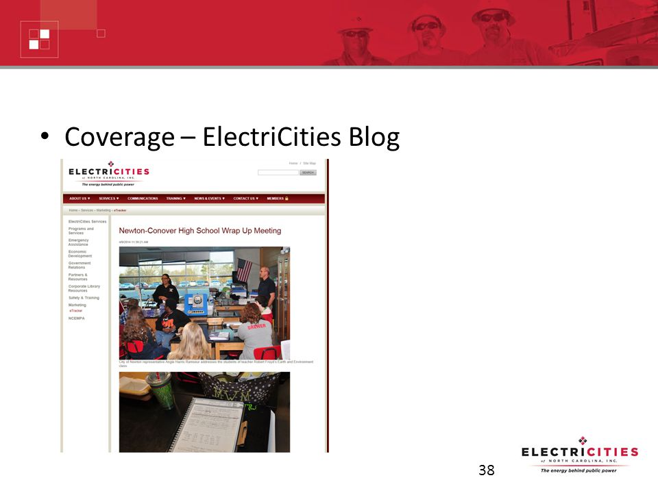 Coverage – ElectriCities Blog 38