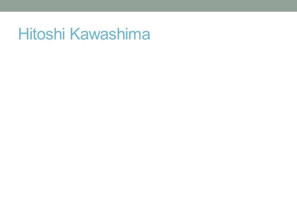 Hitoshi Kawashima