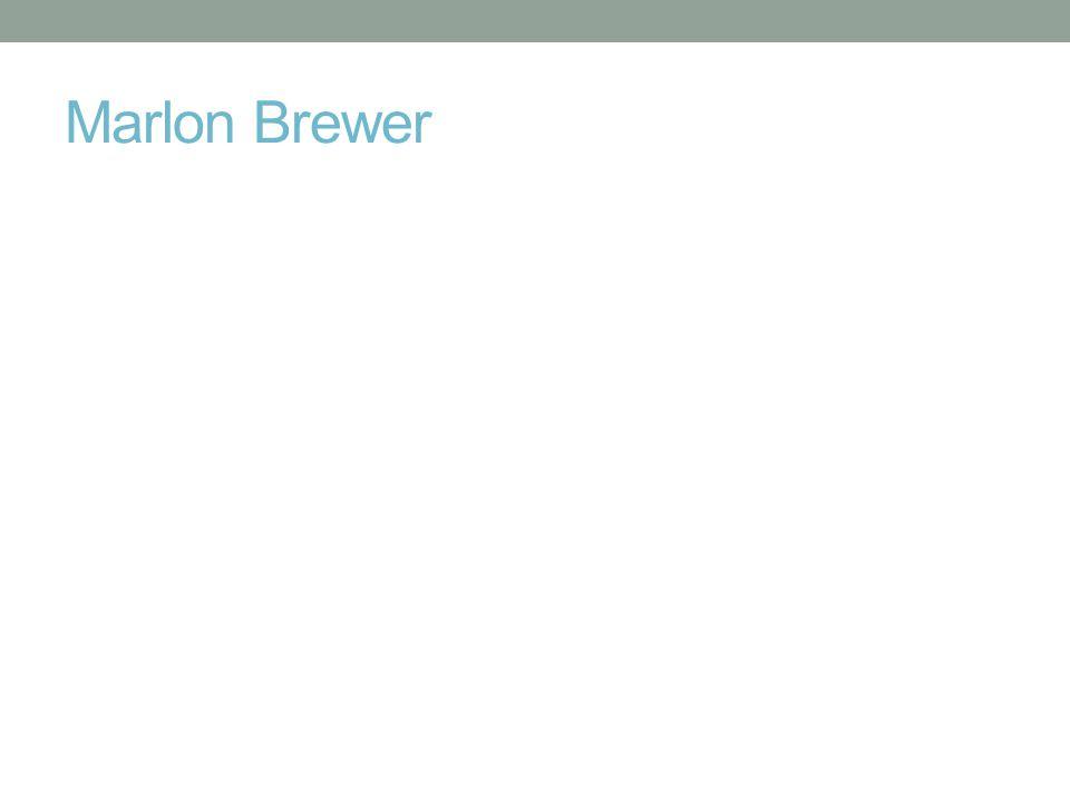 Marlon Brewer