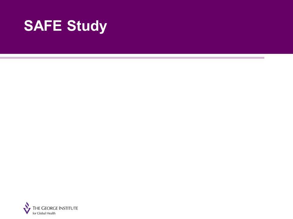 SAFE Study