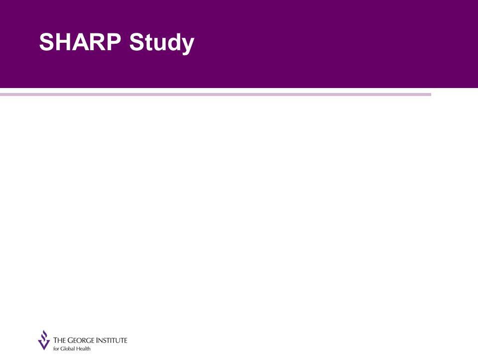 SHARP Study