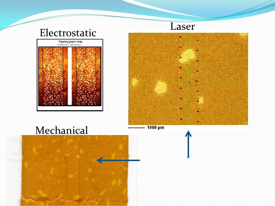 Mechanical Electrostatic Laser