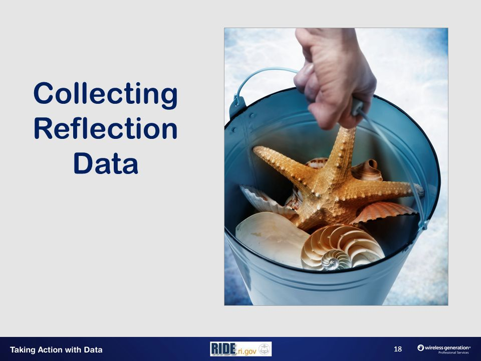 Collecting Reflection Data 18