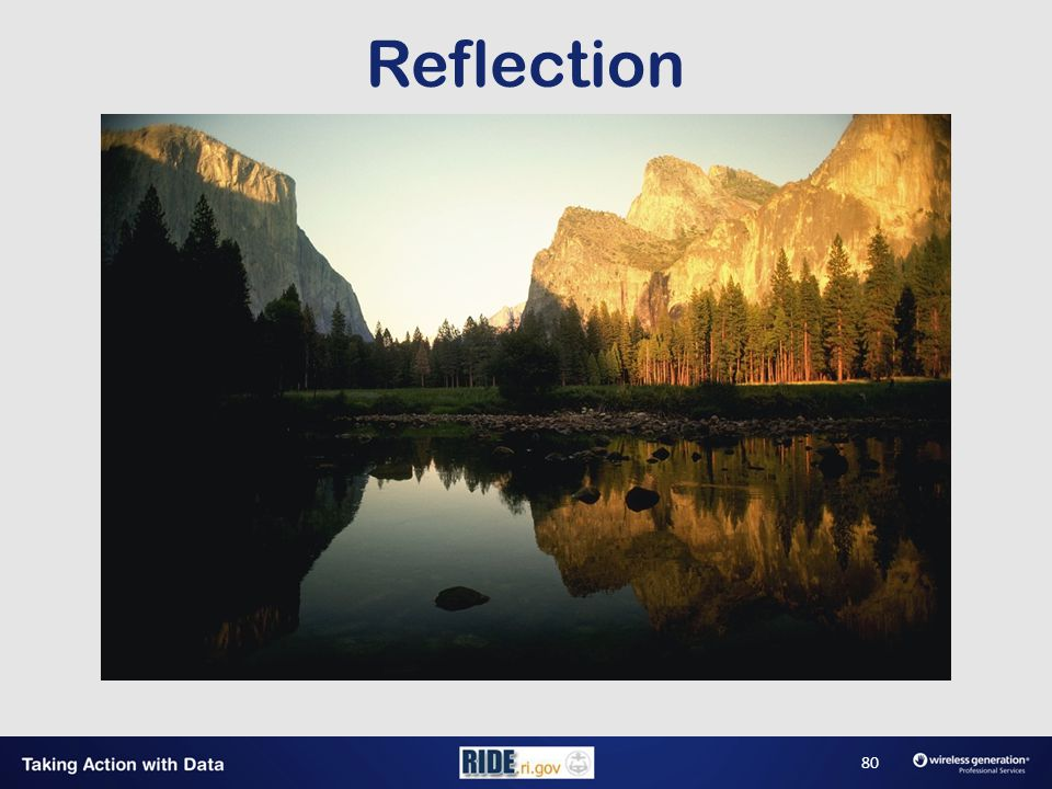 Reflection 80