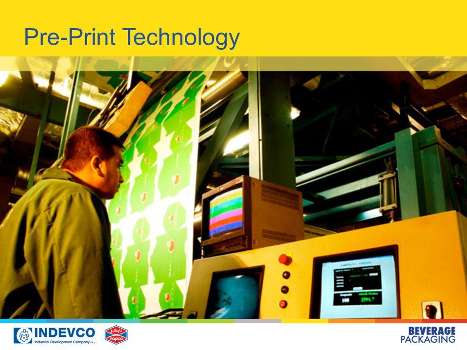 Pre-Print Technology