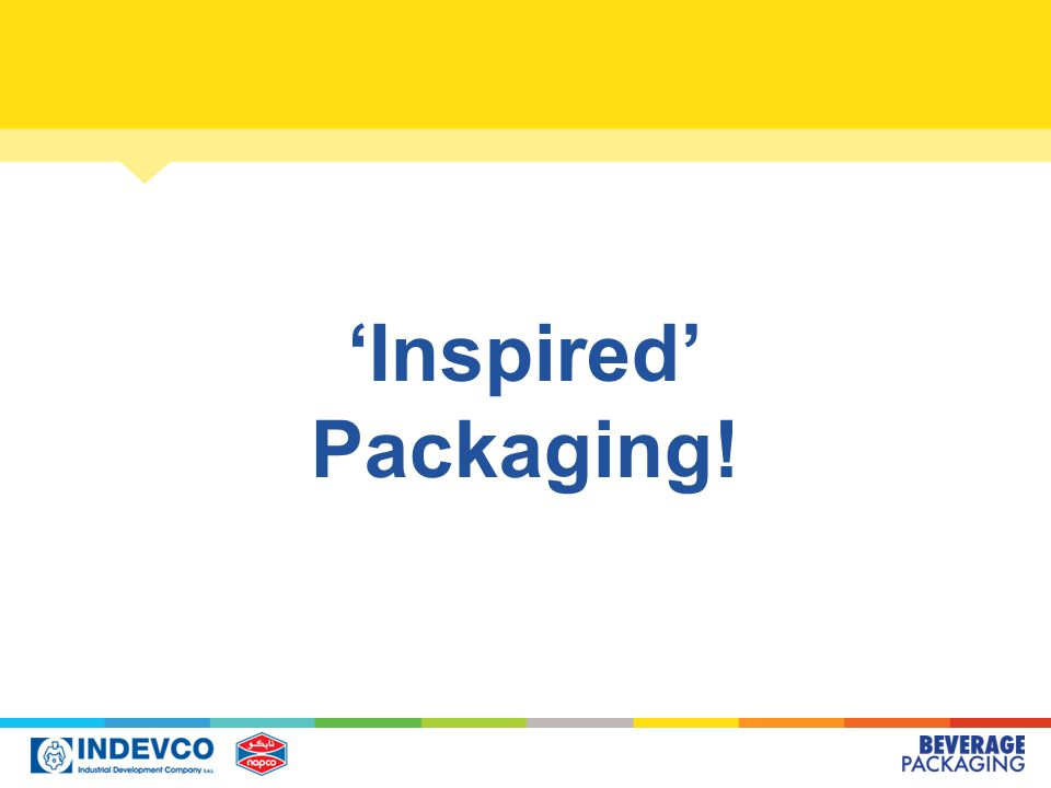 'Inspired' Packaging!