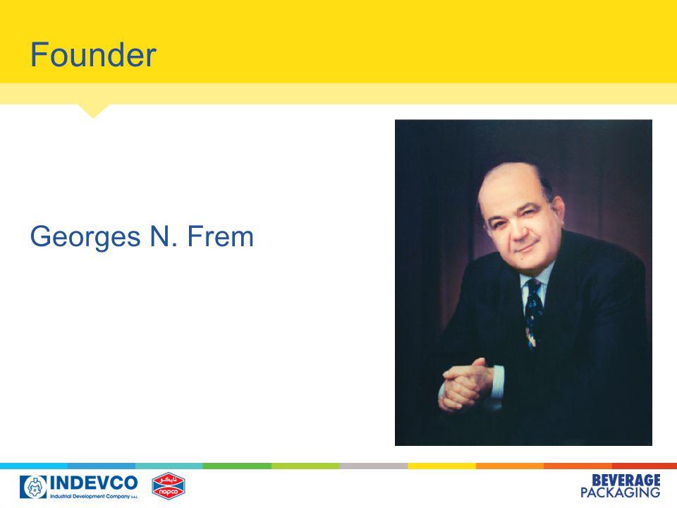 Founder Georges N. Frem