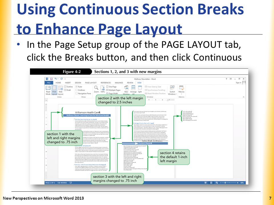 XP Inserting Text Boxes New Perspectives on Microsoft Word 201328