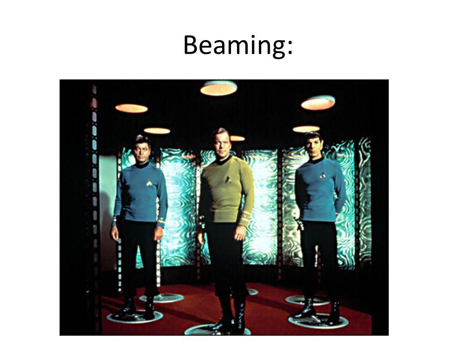 Beaming: