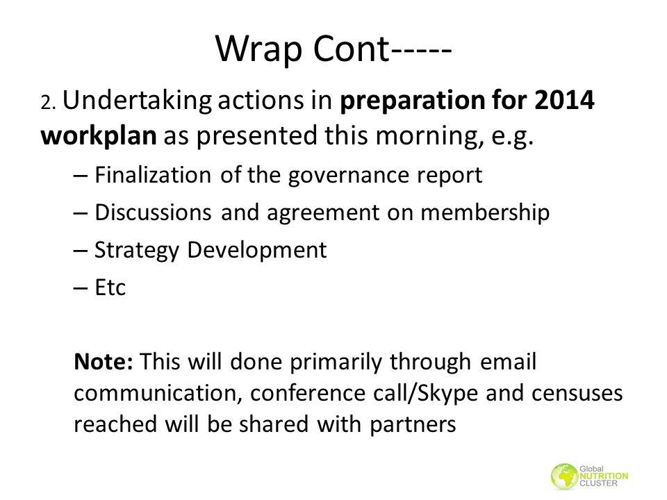 Wrap Cont----- 2.