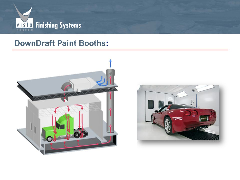 DownDraft Paint Booths: 5