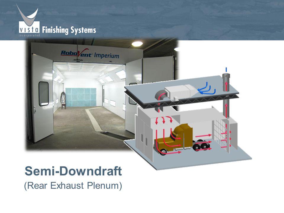 8 Semi-Downdraft (Rear Exhaust Plenum)