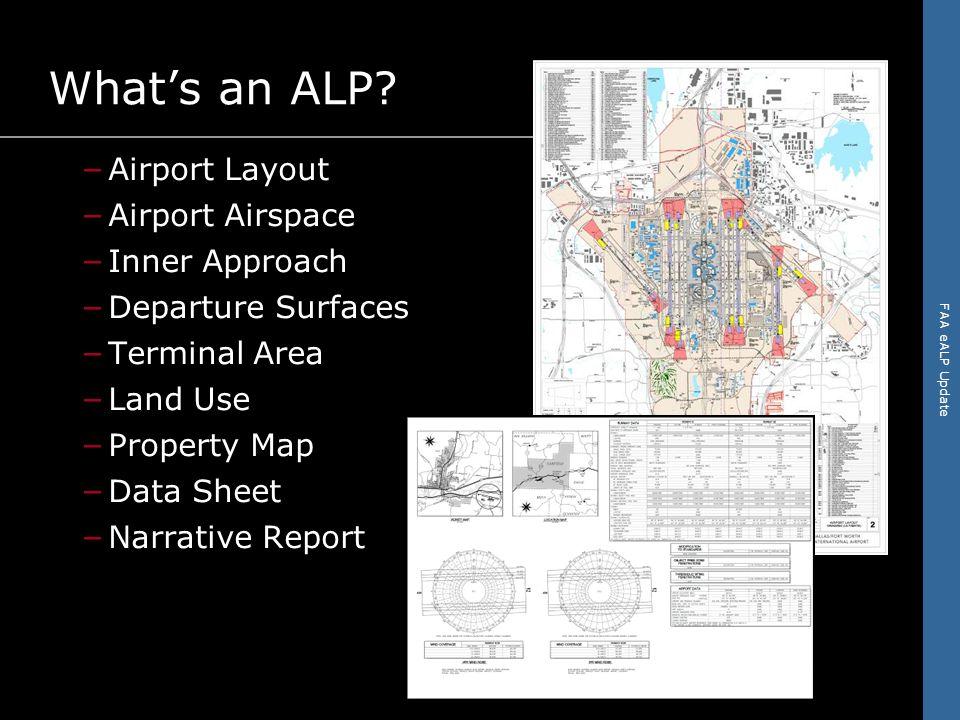 FAA eALP Update What's an ALP.