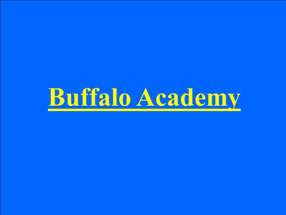 Buffalo Academy