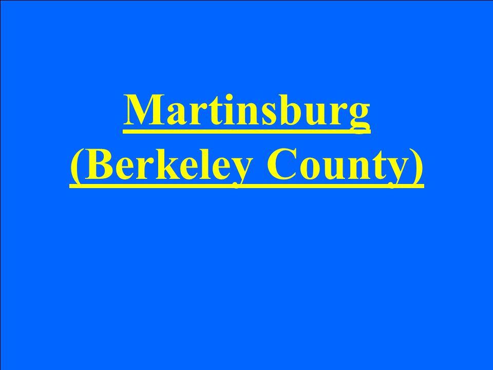 Martinsburg (Berkeley County)
