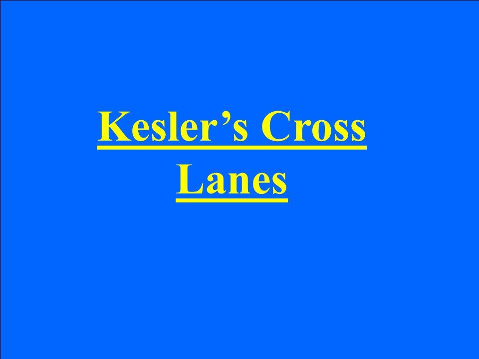 Kesler's Cross Lanes