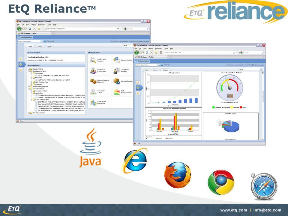 EtQ Reliance TM
