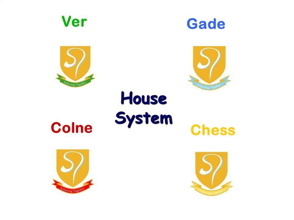 Ver Gade Colne Chess House System